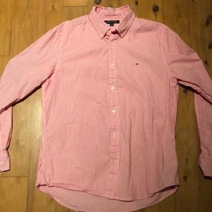 Men's Tommy Hilfiger Casual Button Down Shirt